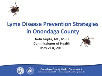 Lyme Disease 1