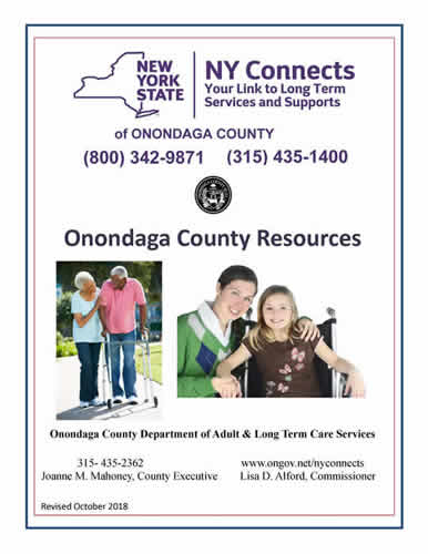 NY Connects Front Cover