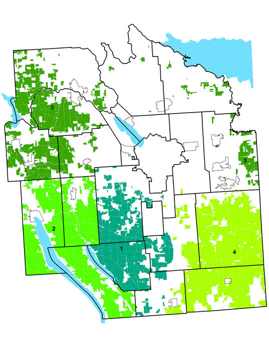 Onondaga County Agricultural Districts - December 2015