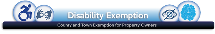 Exemptions for Persons with Disabilities