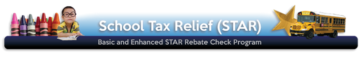 STAR Rebate Check Information