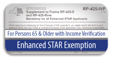 Enhanced STAR Exemption