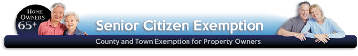 Senior Citizen Exemption Information