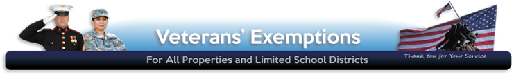 Veterans Exemptions Forms