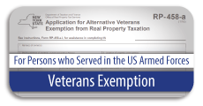Veterans Exemption