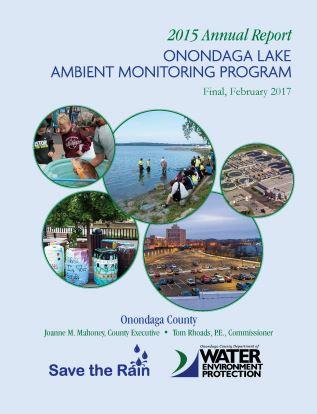 2015 Annual Report: Onondaga Lake Ambient Monitoring Program (January 2017)