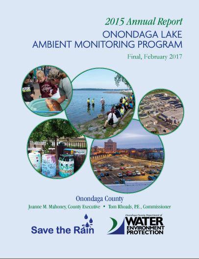 Onondaga Lake Progress Report 2015